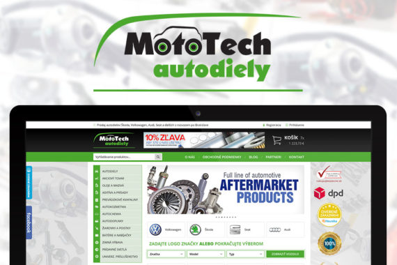 Mototech Autodiely